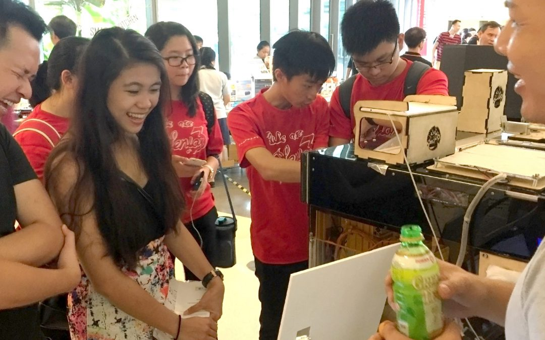 Maker Faire Singapore: Turning ideas into reality