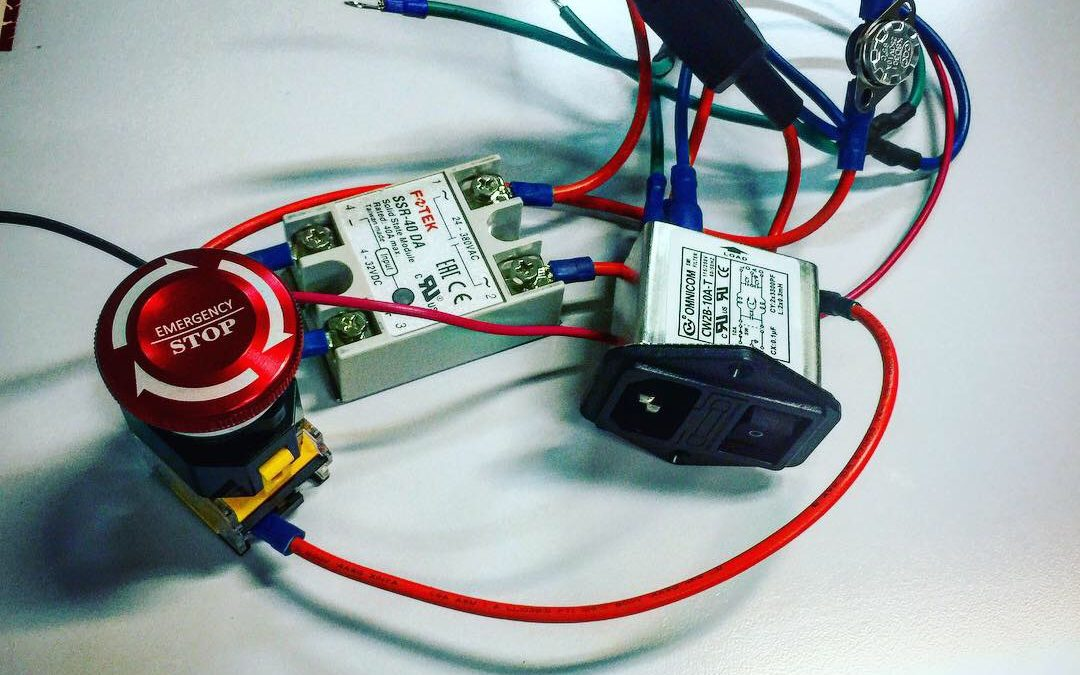 Sample Production Grade Wiring Harness is here