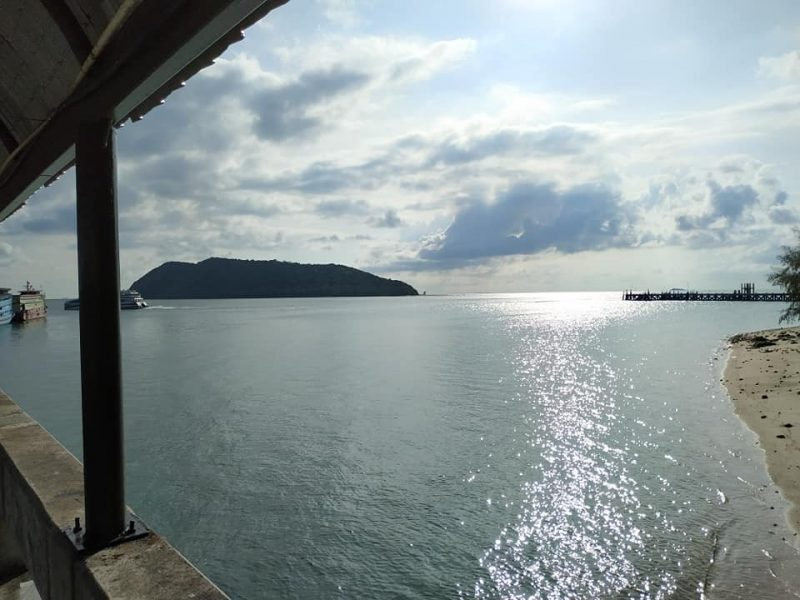 CraftLaser goes to Koh Pha-ghan in Thailand.