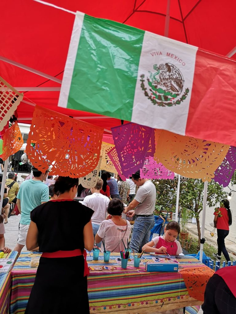 CraftLaser celebrated the Mexican National Day.