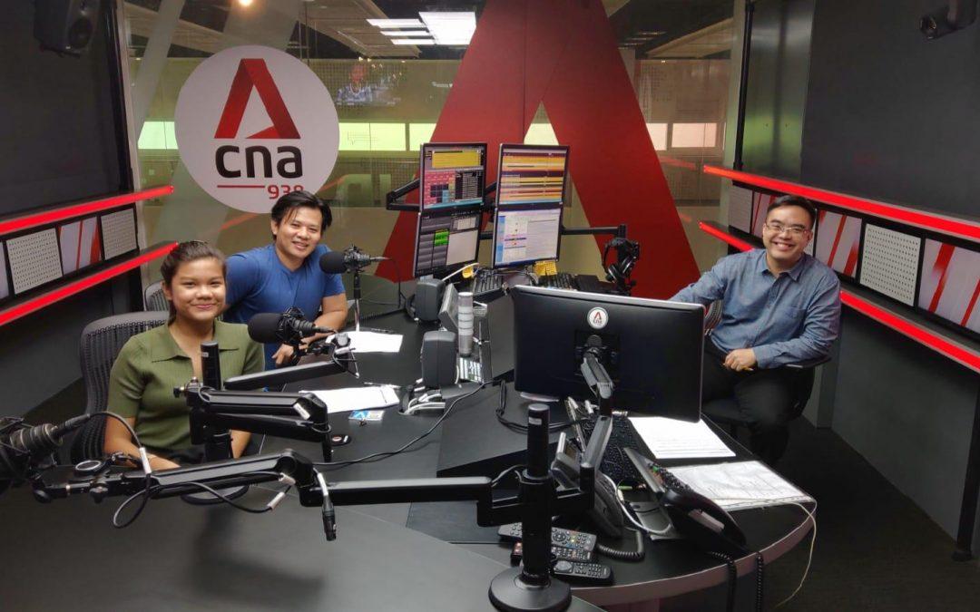 Throwback to ChannelNewsAsia Interview 2019
