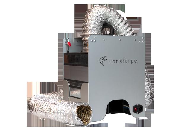 Craftlaser external filter