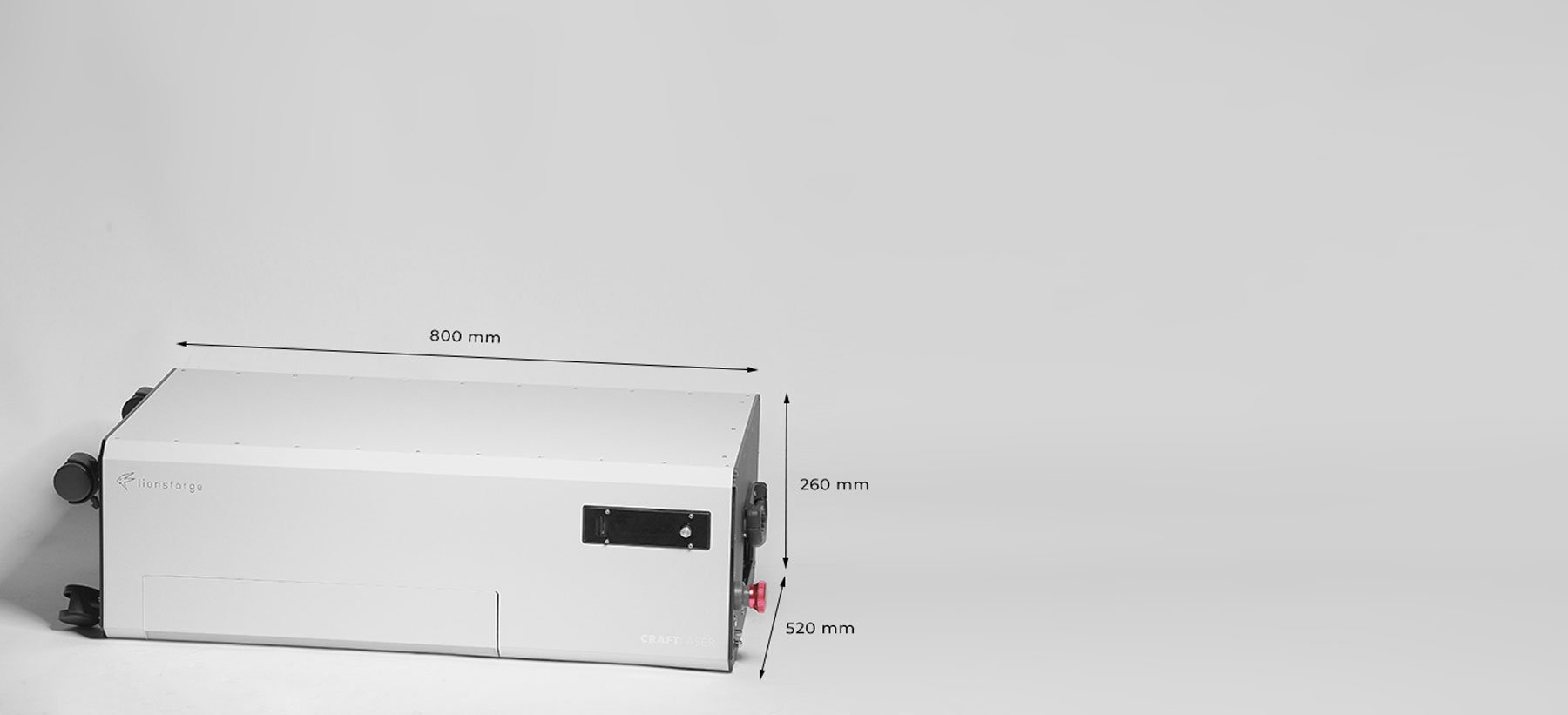 The CraftLaser 40W Laser Cutter