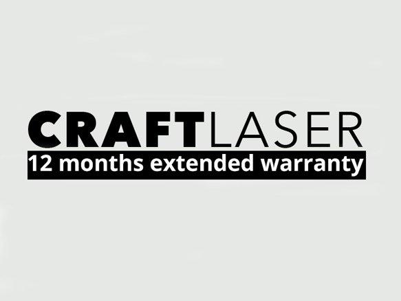 CRAFTLASER extended warranty
