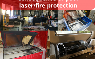 In Getting a Laser Cutter – Safety Should Be Your Priority